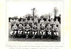 Hertford Grammar School 1st XV Rugby Team, 1955