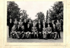 Hertford Grammar School Prefects, 1956