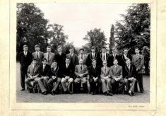 Hertford Grammar School Prefects, 1956