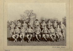 Hertford Grammar School 2nd XI Rugby Team, 1956