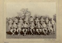 Hertford Grammar School 2nd XI Rugby Team, 1956