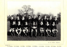 Hertford Grammar School Under 14 Rugby Team, 1956