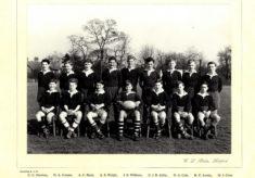 Hertford Grammar School Under 14 Rugby Team, 1956