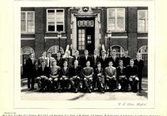 Hertford Grammar School Prefects 1957