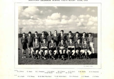 Hertford Grammar School Colts Rugby Team, 1958