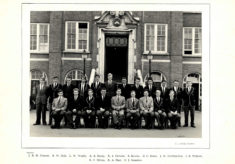 Hertford Grammar School Prefects, 1958