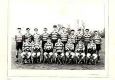 Hertford Grammar School 2nd XI Rugby Team, 1959