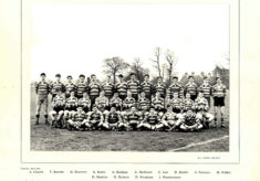Hertford Grammar School 2nd XXX Rugby Team, 1959