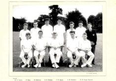Hertford Grammar School Colts Cricket Team, 1961
