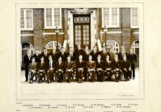 Hertford Grammar School Prefects 1964