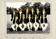 Hertford Grammar School 2nd XI Cricket Team 1964