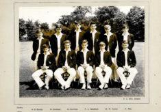 Hertford Grammar School 2nd XI Cricket Team 1964