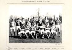 Hertford Grammar School 1st XI 1964