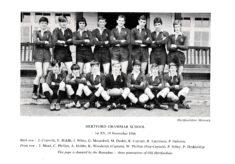 Hertford Grammar School 1st XV, 19th November 1966