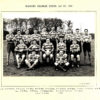 Hertford Grammar School Sports Teams, 1950 - 59