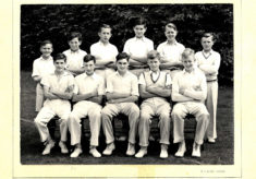 Hertford Grammar School Colts XI Cricket Team, 1950