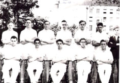 Hertford Grammar School Cricket Team, circa 1951-55