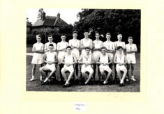 Hertford Grammar School Athletics Team, 1951