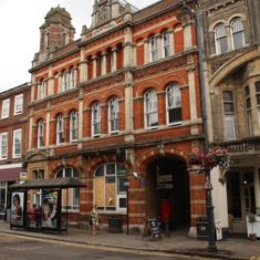 The former Post Office, originally the Chequer Inn (No. 12) | Hakan Akin