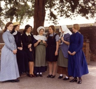School uniforms throughout the ages | Veronica Humphreys