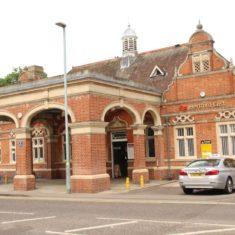 Hertford East Station (No. 16) | Hakan Akin