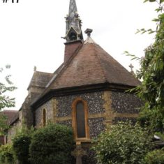 Site of the former Hertford Priory, now St Joseph's Church (No. 17) | Hakan Akin