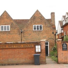 The Quaker Meeting House (No. 18) | Hakan Akin