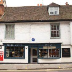 The former Old Cross Post Office (No. 26) | Hakan Akin