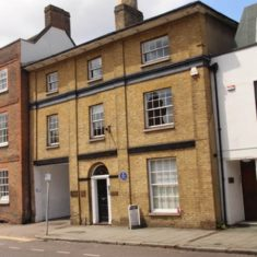 50 St Andrew Street, a former home of Annie S. Swan (No. 29) | Hakan Akin