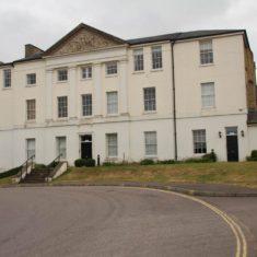 The former County Hospital (No. 35) | Hakan Akin