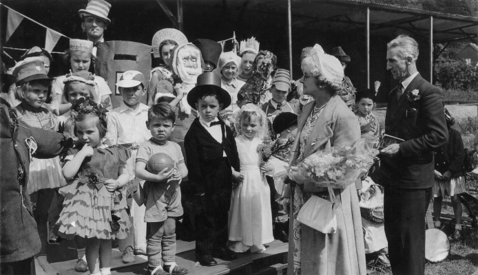 Coronation Celebrations 1953 | Barry Sullivan