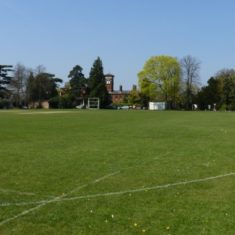 View across the cricket pitch (County Hall is out of picture to the right) | Richard Brockbank