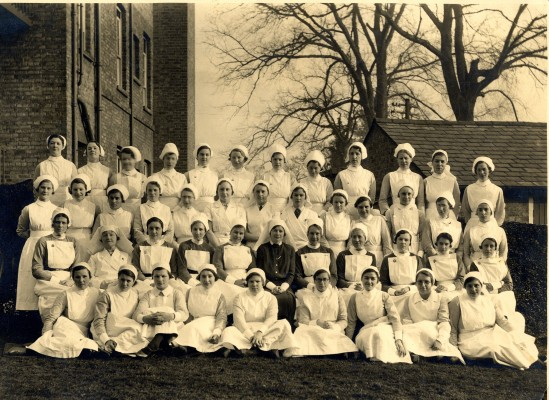 Nurses at Hertford County Hospital