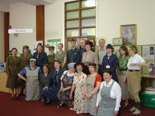 HALS Open Day 2004 | Hertfordshire Archives and Local Studies