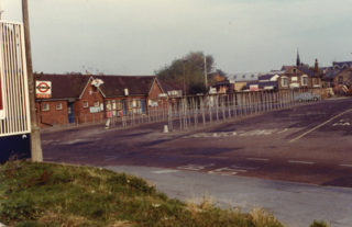 The Bus Station, c1973