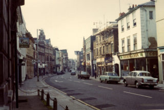 Fore Street, c1973