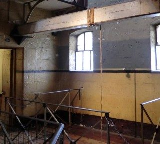 ROBERT ORRIDGE BAXTER - EXECUTIONER | Terry Askew