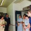 Princess Margaret's visit to Hertford County Hospital