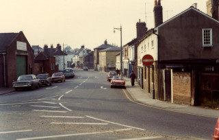 Railway Street, c1973