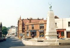 Photos of Hertford - Gallery of pictures from the late 1980s