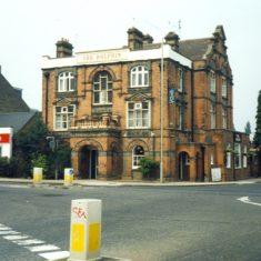 The Dolphin Public House, Railway Street, Hertford   Heather MacDonald