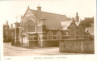 Baptist Church | Hertfordshire Archives and Local Studies