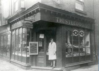 Thistledoo Luncheon and Tearooms 1926
