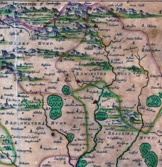 Puckeridge area of the map | Hertfordshire Archives and Local Studies
