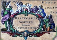 Hertford County Maps - Some beautiful illustrations