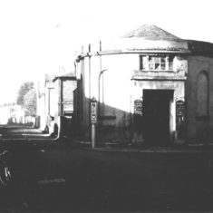 The former Ebenezer Baptist Chapel (now demolished) in North Road (No. 32) | Hertfordshire Archives & Local Studies