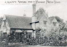 Hertford Schools in 1914