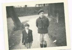 Me, (Philip Wright) as a Scout as a boy from Cecil Road.