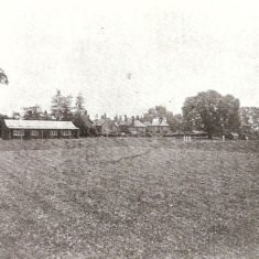 Hertford Grammar School Sports Field & Old Pavilion