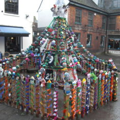 Hertford's Special Christmas Tree | Geoff Cordingley